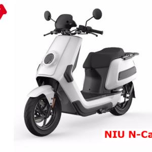 NIU NQi Cargo (NCargo)