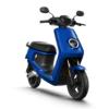 NIU MQi+ Sport Snorscooter in blauw metallic25km uitvoering (M+ Sport)