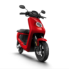 NIU MQi+ Sport Scooter in rood 45km uitvoering (M+ Sport)