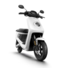 NIU MQi+ Sport Scooter in Wit 25 of 45km uitvoering