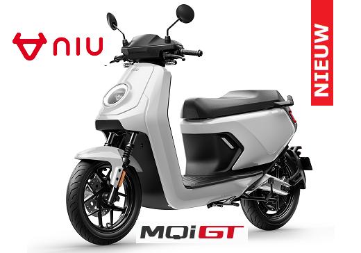 NIU MQI GT elektrische scooter
