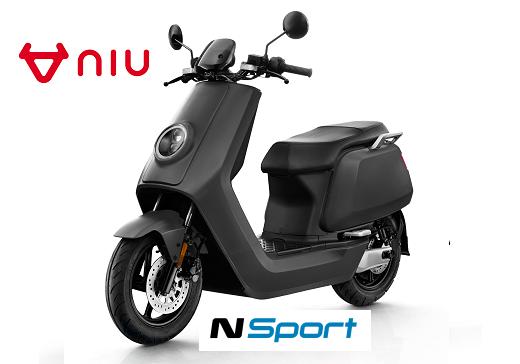 NIU NQi Sport Home Button