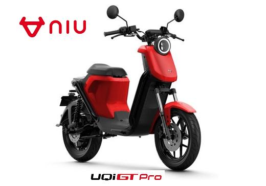 NIU UQi Pro GT - UQIGT