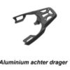 Aluminium Achterdrager NIU MQiGT
