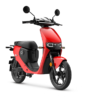 SuperSoco CUmini Rood elektrische scooter