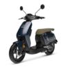 Super Soco Cobalt Blue elektrische snorscooter-scooter