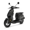 Super Soco Charcoal Grey elektrische snorscooter-scooter