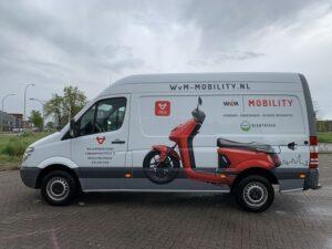Bedrijfsbus WvM-Mobility